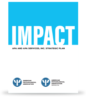IMPACT APA Strategic Plan
