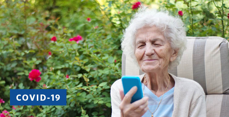 How to provide telehealth in nursing homes